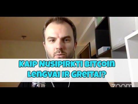Bitcoin gauti perteklius