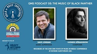 GMS Podcast 05: The Music Of Back Panther