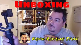Kevin Reviews Stuff | Unboxing