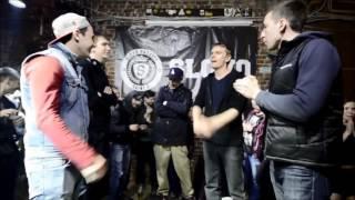 Драки на Versus Battle, Slovo (Хованский, Drago, Крип-А-Крип, Noize Mc)