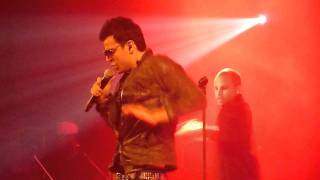 Jordan Knight Lets go Higher - Live and Unfinished Toronto