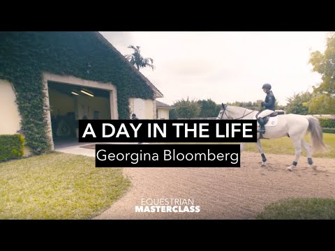 A day in the life of Georgina Bloomberg