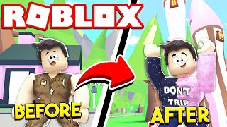I Paid A Stranger 30 To Build Me A Mansion In Adopt Me Roblox