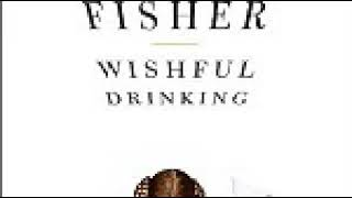 Wishful Drinking by Carrie Fisher Audiobook