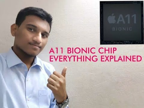Apple A11 bionic chip. Everything explained. Why apple a11 bionic chip is faster than snapdragon 835