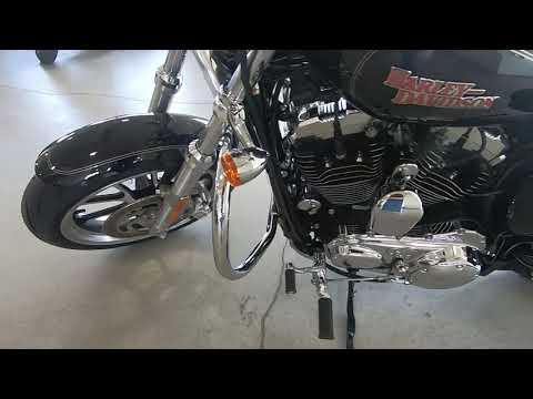 2017 Harley-Davidson Sportster SuperLow 1200T