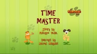 The Garfield Show Time Master