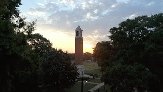 First Day at UA | The University of Alabama