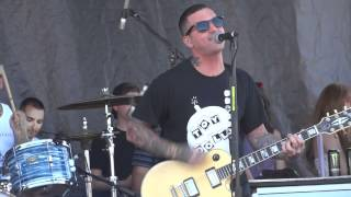 "Bayside - ""Already Gone"" and ""They're NOT Horses, They're Unicorns"" (Live in San Diego 6-27-12)"