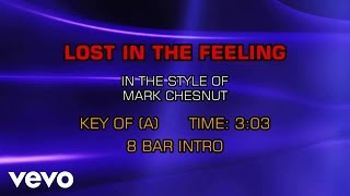 Mark Chesnutt - Lost In The Feeling (Karaoke)