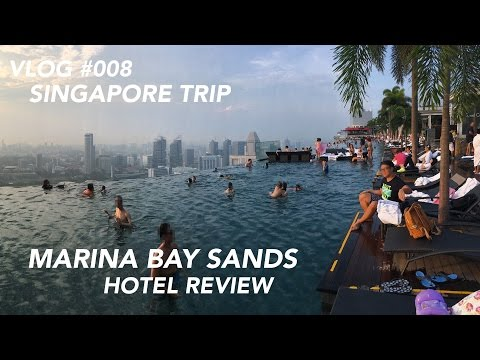 Singapore Trip – Marina Bay Sands | Hotel Review | Trip Report