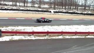 Paul Sexton At SCCA Competition License School