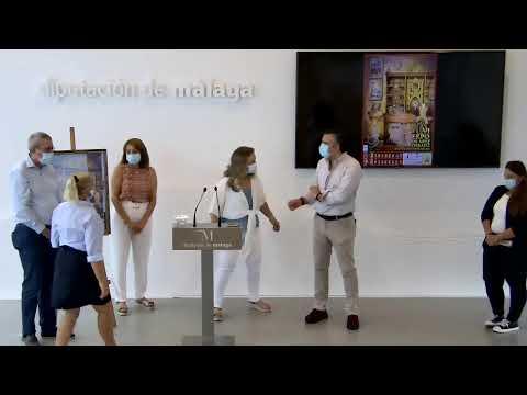 Presentación de la VI Exposición de Arte Cofrade de Bobadilla Estación