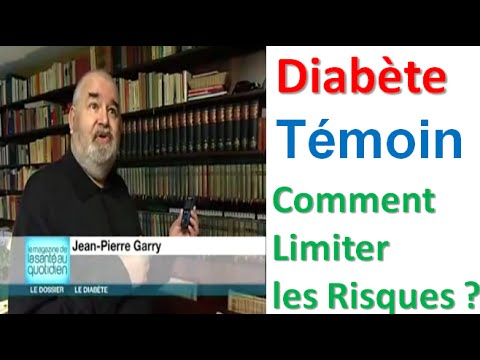 Le diabète se développe quand il est une production insuffisante