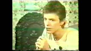 Unbroadcasted interview Toppop 1977 pt.3