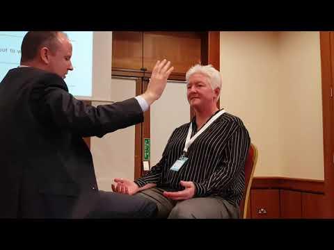 Havening Demonstration - Stephen Travers, Certified Havening ...