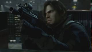 Resident Evil  Damnation 2012   Attack Scene Part 3