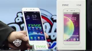 รีวิว สมาร์ทโฟน TWZ Y58  จอใหญ่ 5.5 นิ้ว qHD แบบ 3G