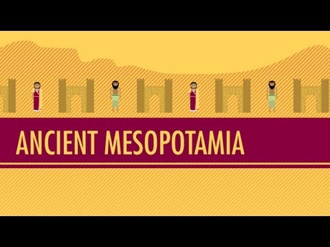 Historie: Mezopotámie