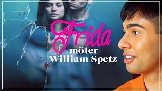 """WILLIAM SPETZ OM NETFLIX-SERIEN """"STÖRST AV ALLT"""""""