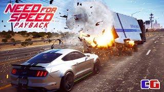 NFS Payback #6 УГОН НА ШОССЕ! Угнали супер крутую тачку Koenigsegg в игре Need for Speed Payback