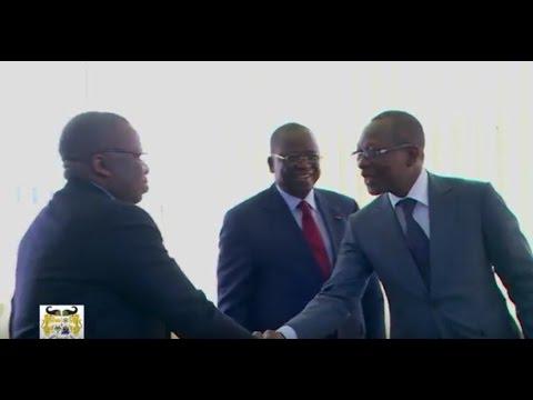 Visite de Martin Rodriguez : le communiqué de la présidence du Bénin