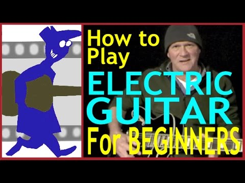 Electric Guitar for Beginners - Nice notes, not nasty noises