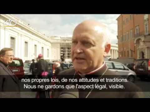 """Mgr Nemet (Serbie) : """"aller à la rencontre des gens"""""""