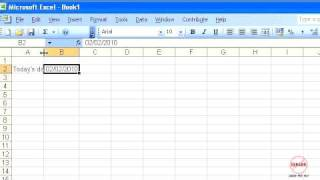 Resizing Columns and Rows in Excel