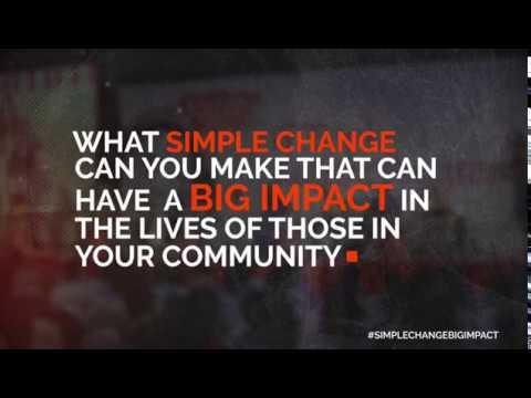 #SimplechangeBigImpact: GTBank launches social impact challenge