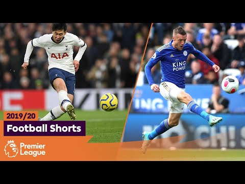 GREATEST GOALS | Premier League 2019/20 | Son Vardy Martial | Part 1