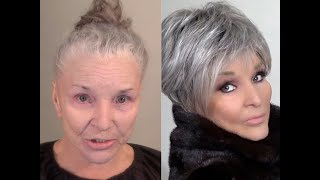 78 and Looking Great: A Break-The-Rules Glam Makeup Tutorial