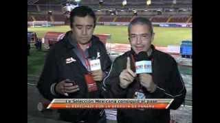 Reacciones en la mesa de Selección Total tras derrota vs Costa Rica