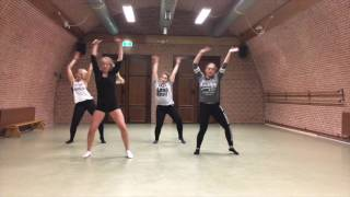 PUUR by Dinne Groothuis: Jan Versteegh - Fly me to the moon | Broadway Jazz Choreography