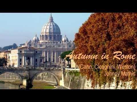 Autumn in Rome cover
