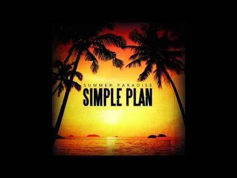 Simple Plan - Summer Paradise Karaoke / Instrumental with lyrics
