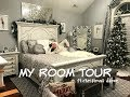MY PITTSBURGH ROOM TOUR ft Christmas decor