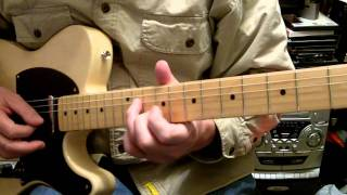 The Chair Intro Guitar Lesson