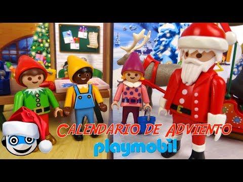 Calendario de Adviento de Playmobil para esta Navidad