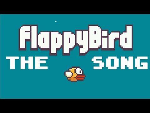 Hiện tượng Flappy Bird đã có bài hát riêng