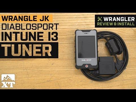 Jeep Wrangler JK Diablosport InTune I3 Tuner (2007 2015) Review U0026 Install