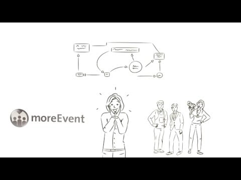 moreEvent - Teilnehmermanagement mit System