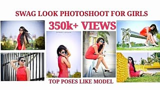 Top Poses For Girls Like A Model | Stylish Girl Poses | Live Photoshoot | Best Girl Poses 2018