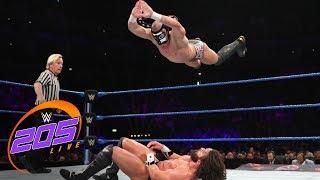 Tony Nese vs. Ligero: WWE 205 Live, May 14, 2019