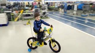 Смотрим велосипед STERN в Спорт-Мастере