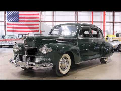 1942 Lincoln Zephyr for Sale - CC-1016194