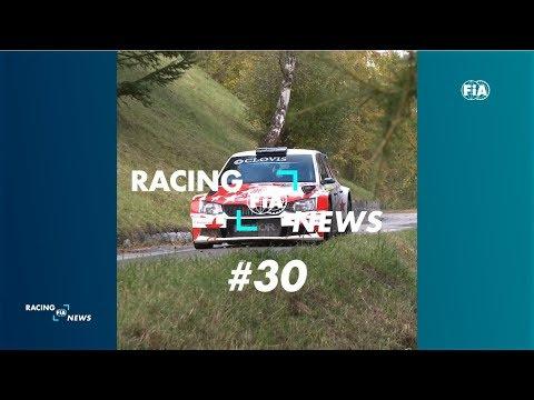 FIA RACING NEWS #30