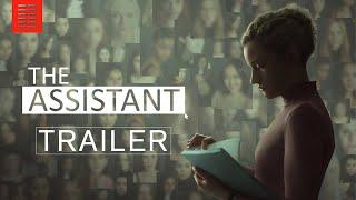 THE ASSISTANT | Official Trailer | Bleecker Street