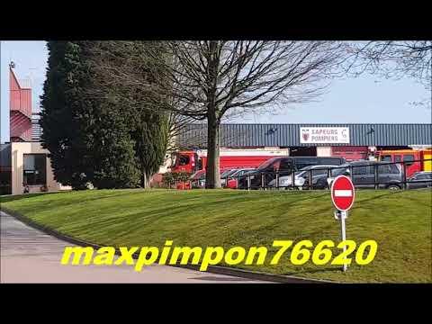 RENAULT GAMME C 380 - Camion Pompiers FMOGP Jacinto SDIS 50 - 1/43 ELIGOR 115521