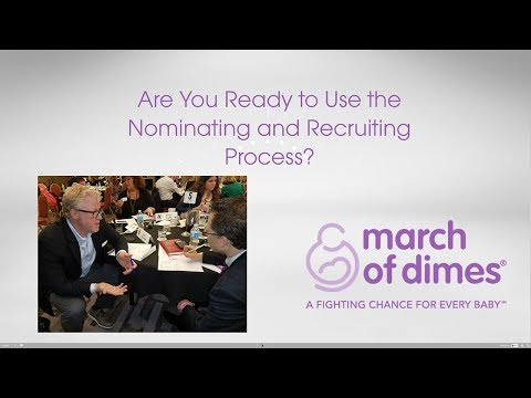 Are You Ready to Use the Nominating and Recruiting Process?